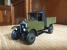 AMO F-15 side(khaki) 1:43 USSR car russian model 1/43 ЭЛЕКОН