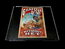 Grateful Dead Without A Net CD 1989 - 1990 Tour Live 2-CD Jerry Garcia Bob Weir