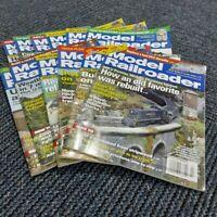 Model Railroader Magazine 2005 Full Year 12 Issues Kalmbach Publishing Electric