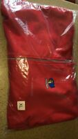 Supreme Gonz Ramm Zip Up Hoodie Red Rare Tags Brand New!
