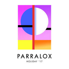 PARRALOX Holiday ´17 LIMITED CD 2017