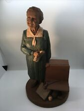 Tom Clark Gnomes, Miss Mary,- Limited Edition, Signed Tom Clark