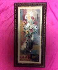 Sylvia Vassileva SMALL BOUQUET Framed Art Print, Wall Artwork Picture - Nice!!!