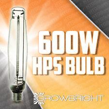 New 600 watt Hps Bulb grow light lamp 600w horti sodium