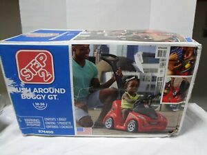 *NEW* Step2 Push Around Buggy GT Ride On Car, Red