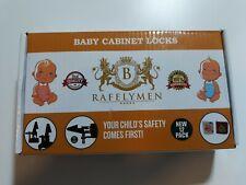 Baby Cabinet Locks 12 Locks Rafelmen