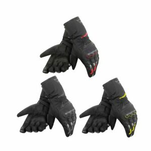 Dainese Tempest Unisex D-Dry Waterproof Long Motorbike Riding Gloves
