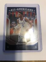 RJ BARRETT RC 2019-20 PRIZM DRAFT ROOKIE #62 ALL-AMERICANS