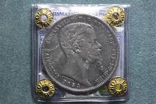 VITTORIO EMANUELE II - Regno di Sardegna - 5 Lire 1854 Genova BB+ (R)