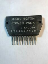 ORIGINAL SANYO DARLINGTON STK0040 Power Amplifier IC FREE SHIP! USA SELLER!