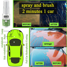 HGKJ Full Car Nano Hydrophobic Coating Windshield Paint Water Repellent