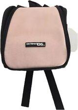 "Nintendo DS Pink Black Carrying Case Backpack Travel  Bag 8x8"", 8 x 8''"