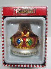 Mary Engelbreit Christmas Queen Of Everything Crown Ornament Kurt Adler