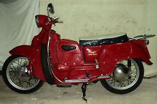 MOTO   GUZZI   GALLETTO  192  -  1963