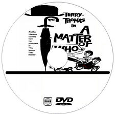 A Matter of Who - Crime Comedy - Terry-Thomas, Sonja Ziemann - 1961