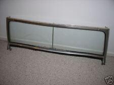 AUSTIN HEALEY SPRITE WINDSHIELD GLASS & FRAME 196*  MG