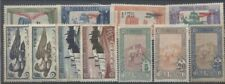 TUNISIE LOT 7 TIMBRES NEUFS 3 *