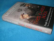 Their Darkest Hour ~ Laurence Rees. People Tested to the Extreme in WWII AWESOME