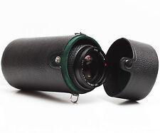 Takumar Hard Lens Case For Minolta Tamron Olympus Telephoto Zoom Prime Lenses