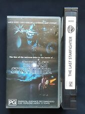VHS The Last Star Fighter