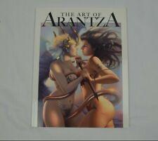The Art of Arantza Volume One Paperback Book Art Illustrations Women