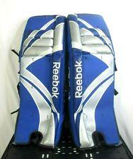 "Reebok 27"" Ice Hockey Goalie Leg Pads"