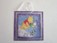 20 Winnie the Pooh Christmas Gift Tags.  Brand new and sealed