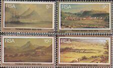 Zuid-Afrika 472-475 (compleet.Kwestie.) postfris MNH 1975 Thomas Baines