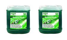 Unger Liquid 2*5 Liter Profi Fensterseife Glasreinigung Fensterreinigung FR500