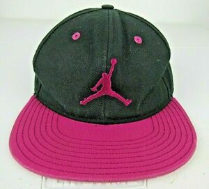 Air Jordan Jumpman Hat Cap Size Youth  Distressed Snapback Needs Repair