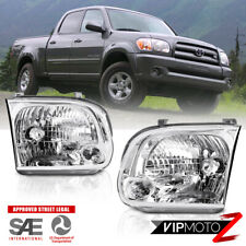 For 05-06 Toyota Tundra Double Cab|05-07 Sequoia Center Inner Headlights Lamps
