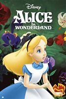 ALICE IN WONDERLAND - CLASSIC MOVIE POSTER 24x36 - 85168