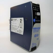 Allen Bradley 1606-XLE120EE  Power Supply 24 VDC 5 Amps