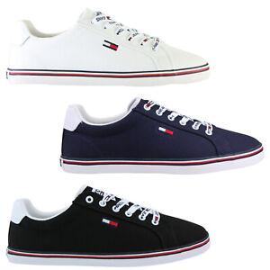 Tommy Hilfiger Essential Low-Top Sneaker Freizeitschuhe Schuhe Damen EN0EN00786