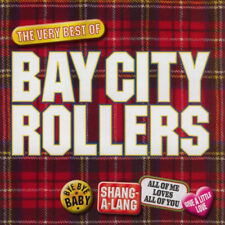 BAY CITY ROLLERS ( NEW SEALED CD ) VERY BEST OF / 22 GREATEST HITS / COLLECTION