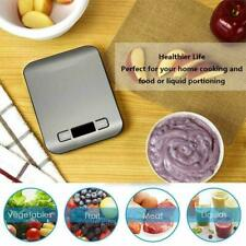 Digital Kitchen Scales 5kg Electronic LCD Display Balance Scale Food Weight No.1
