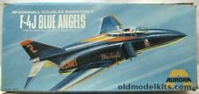 REPRODUCTION DECALS ONLY: AURORA 1972 F4-J PHANTOM  BLUE ANGELS