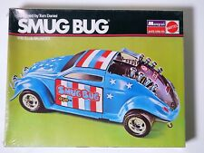 Vintage Monogram Smug Bug Funny Car 1/16 Scale Sealed Plastic Model Kit, NIB