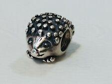 Authentic Pandora Hedgehog Charm 790333 Retired