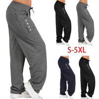 Women Fashion Plus Size Boyfriend Loose Pants Casual Trouser Harem Pant S-5XL TK