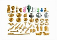 NEW! Playmobil 7371 - Castle Knights Treasure Add-on accessories Gold items