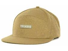 Trukfit Wilderness 5 Panel Strap Back Camper Cap Hat - OSFM