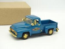 Matchbox SB 1/43 - Ford F100 Pick Up 1953 Bleu