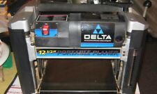 """Delta 12-1/2"""" By 6"""" 22-560 Planer Works Great !!"""