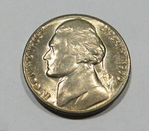 1950 D Jefferson Nickel BU Uncirculated Five Cent Coin #3