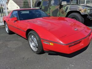Chevrolet Corvette de 1990