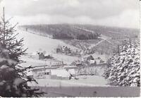 uralte AK Jöhstadt im Erzgebirge Winterlandschaft //81