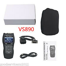 Newest Portable VS890 Maxiscan Car SUV OBD2 Diagnostic Scanner Fault Reader Tool