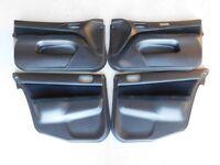 Mitsubishi Lancer Evolution 7 VII CT9A Evo Interior Door Card Panel Trim Set #8