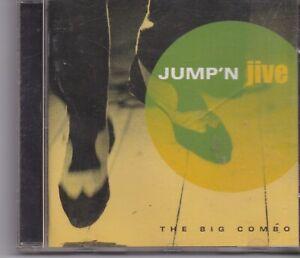 The Big Combo-Jumpn Jive cd album